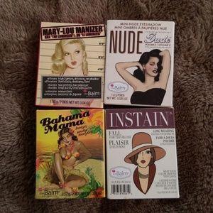 The Balm cosmetics bundle